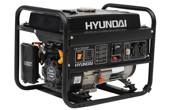 генератор hyundai hhy3000fe ремонт